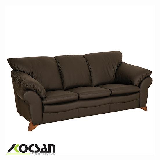 Comfort Üçlü Siyah