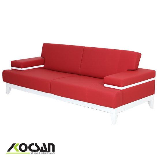 Clean Üçlü Kırmızı