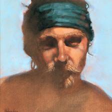 Pirate oil sketch