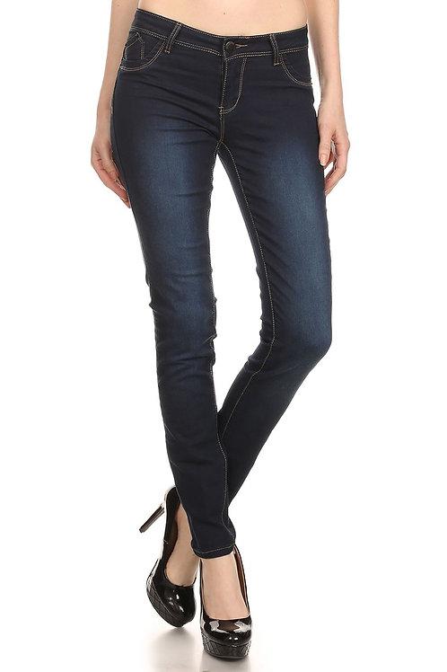 Lift Your Butt Skinny Leg Jeans