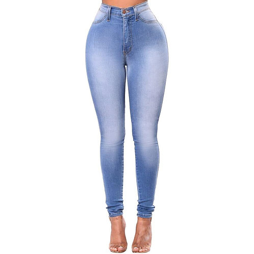 Pencil High Waist Skinny Jean