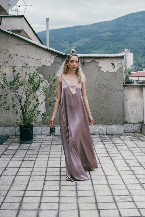 Nighty Outy Dress - Bastet Noir