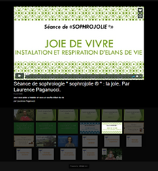 "espace video coach-respiration séance  "" sophrojolie "" sophrologie"