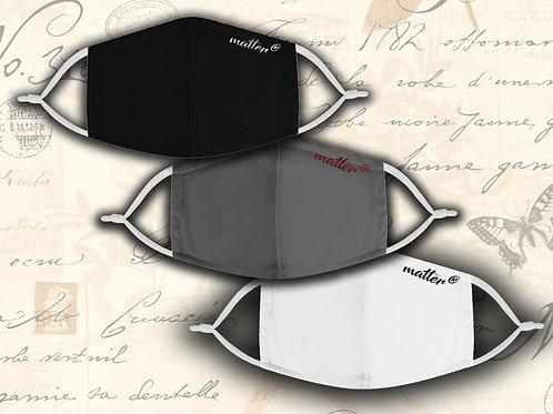 Monochrome Bundle | Unisex Face Mask