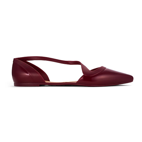 Daisey Flats Jelly Shoes