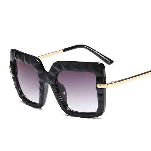 Confident Sunglasses With Case
