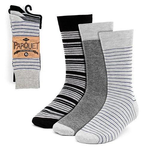 Parquet Sockes 3pk