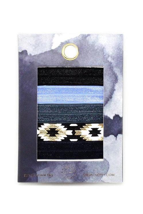 Smolder   5-Pack Hair Tie Envelope