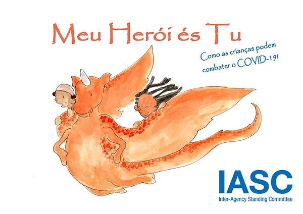My Hero is You, Storybook for Children o