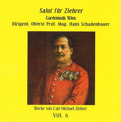 Salut für Ziehrer - Carl Michael Ziehrer Orchester - Vol. 6