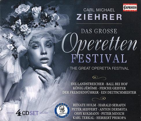 Das Große Operetten Festival