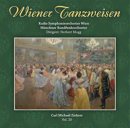 Wiener Tanzweisen - Carl Michael Ziehrer - Vol. 20