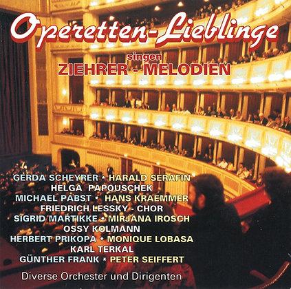 Operetten - Lieblinge