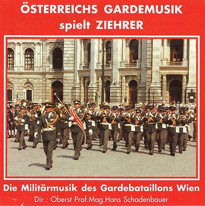 Österreichs Gardemusik spielt Ziehrer