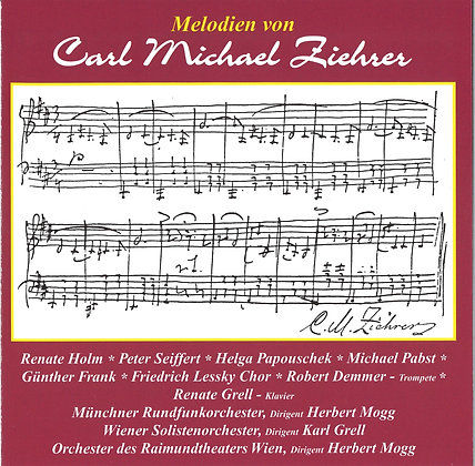Melodien von Carl Michael Ziehrer