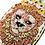 Thumbnail: Leon King.  Brooch