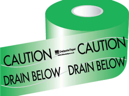 Drain Below
