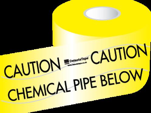 Chemical Pipe Below