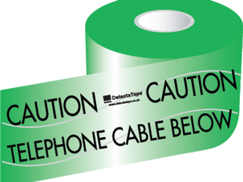 Telephone Cable Below