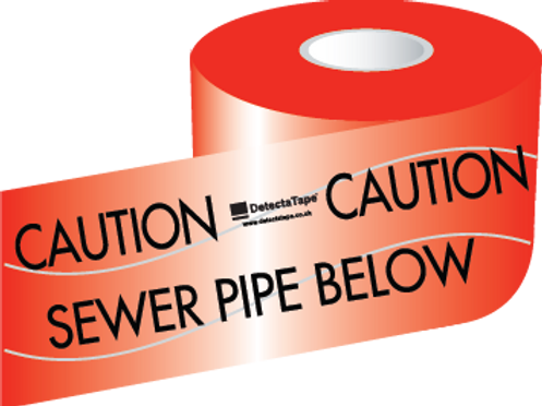 Sewer Pipe Below