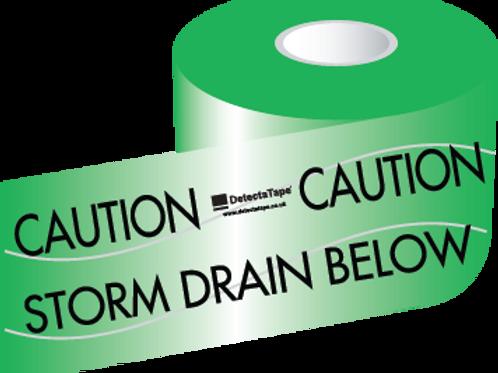 Storm Drain Below