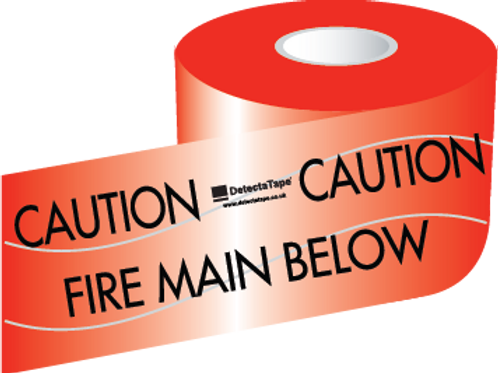 Fire Main Below