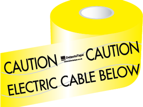 Electric Cable Below