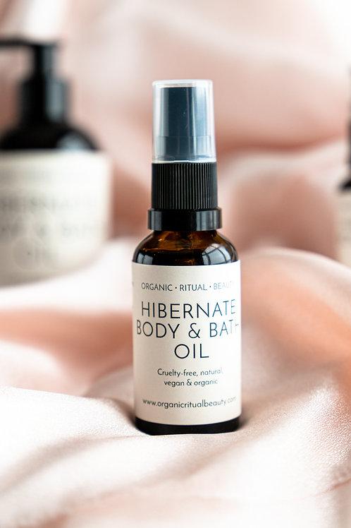 Hibernate Body & Bath Oil 30ml
