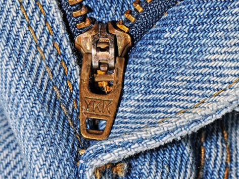 Recyklace starých džínů