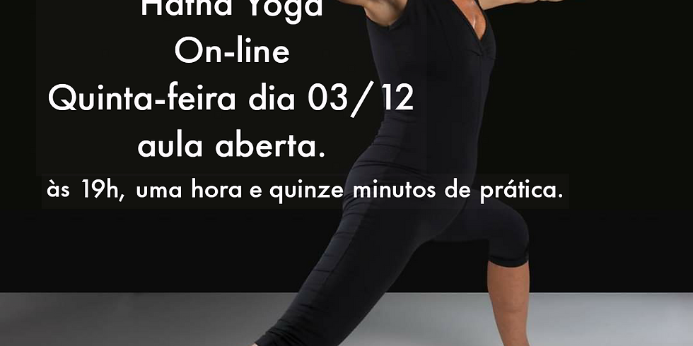 Hatha Yoga  OM line