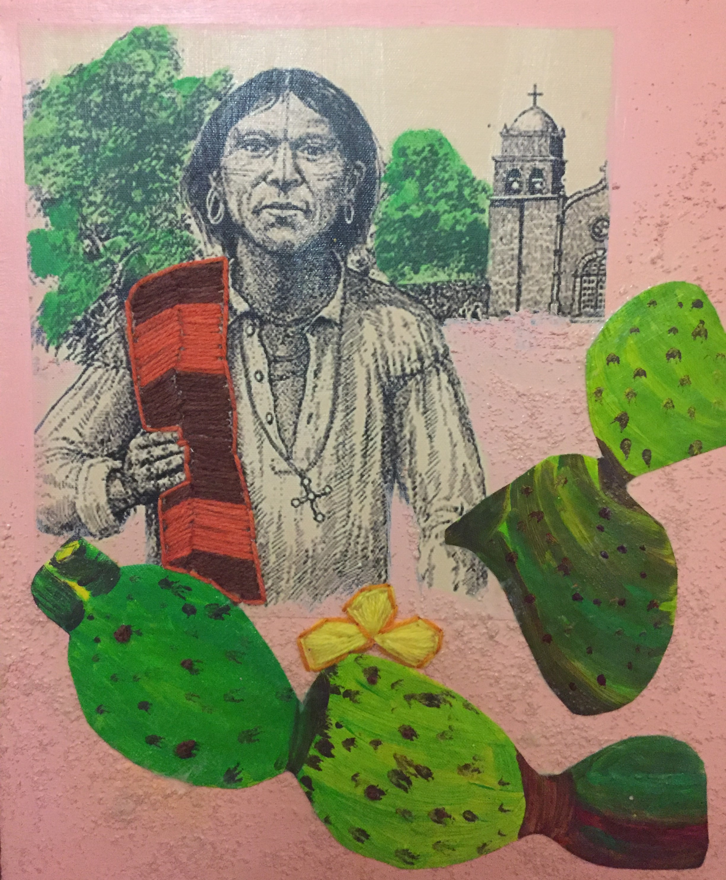 Coahuiltecan Tribe in San Antonio