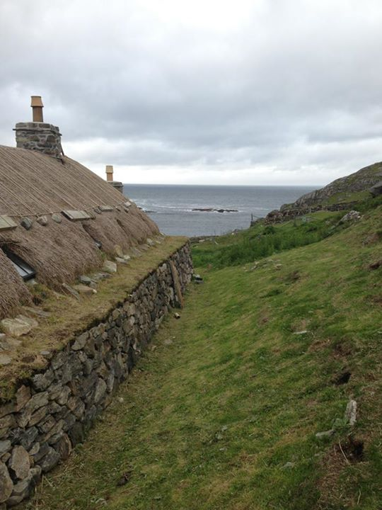 Isle of Lewis, Black House