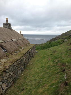 Isle of Lewis, Black House