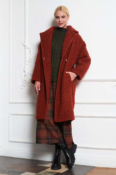 "CHARISMA Пальто ""Тедди"""