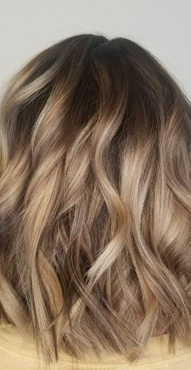 Root Smudge Hair Color