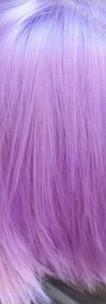 Pastel Lavender Hair Color