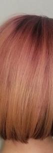 Rose Quartz Hair Color