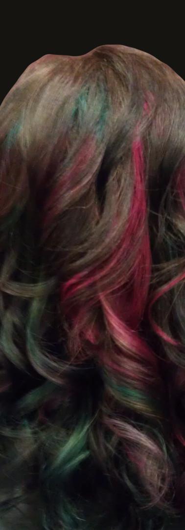 Muti Dimensional Hair Color