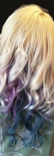 Jasper Hair color