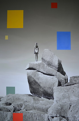 """Victoire D'Harcourt, """" In The Rocks """" 2021"""