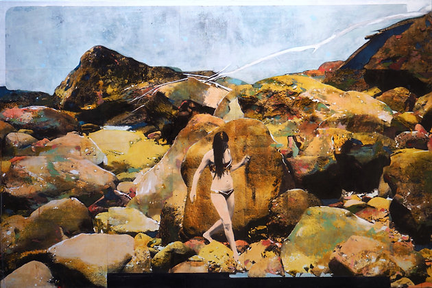 "Ayline Olukman, "" Where the Wild things are """