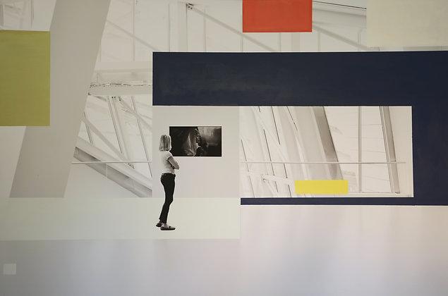 """Victoire D'Harcourt, """" SPRIRIT TIME – Fondation Louis Vuitton """""""
