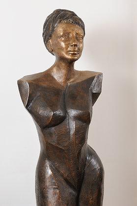 "Bronze, "" Signorina """