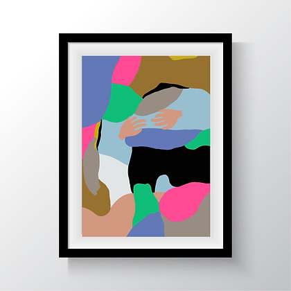 """Éden Baume, """" Untitled 2 """""""