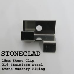 stoneclad 15mm clip front