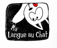 Ma Langue Au Chat Logo