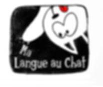 Ma Langue Au Chat - Logo