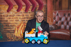 Christopher Byrne, The Toy Guy®, President Byrne Communications, Inc.-tBR Person of the Week