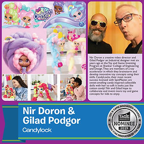 HGG 2019-Nir Doron & Gilad Podgor-Rising
