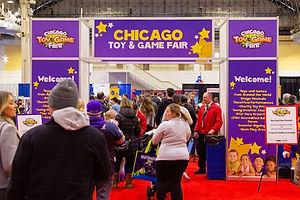 2018 CHITAG Fair entrance busy Vashon's